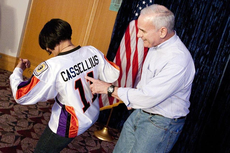 Cassellius, Dayton