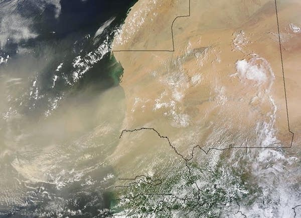 524 african dust