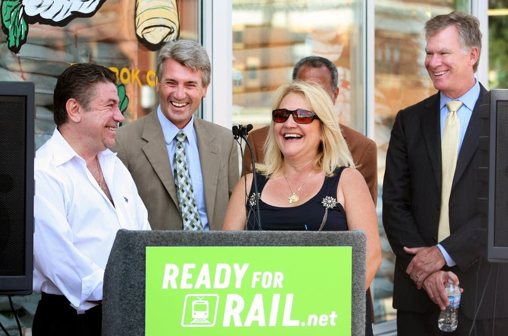 Light Rail resource initiative announced