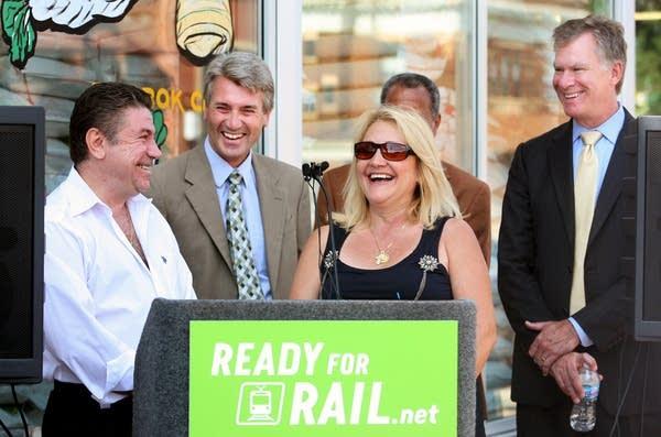 Light Rail resource initiative announced
