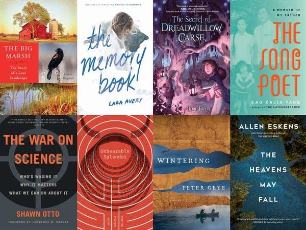 2017 Minnesota Book Award winners