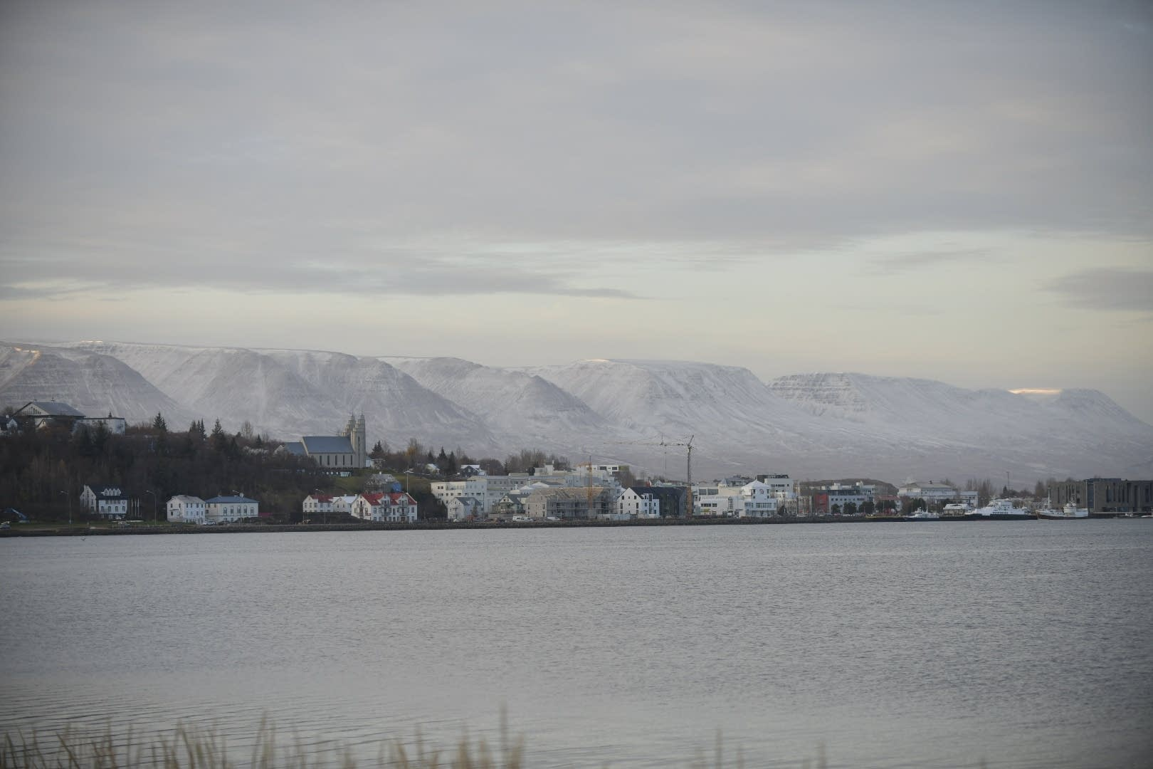 The Current goes to Iceland