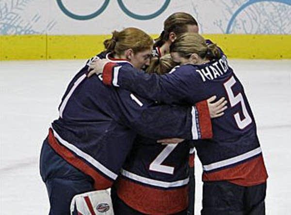 US hockey players
