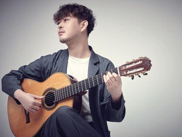 Guitarist Jongho Park