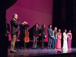 Minnesota Varsity showcase concert