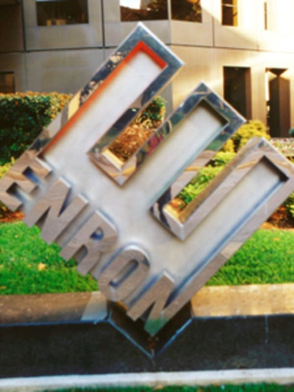 The Enron Sign