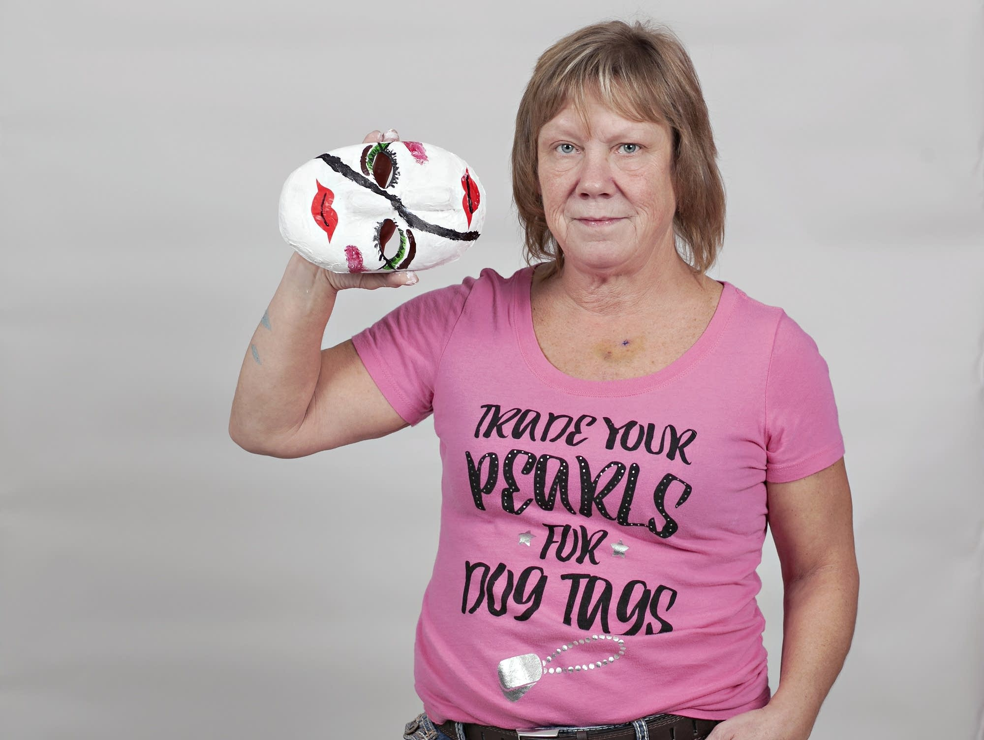 Julie Saatoff, 54, of Fargo, N.D.
