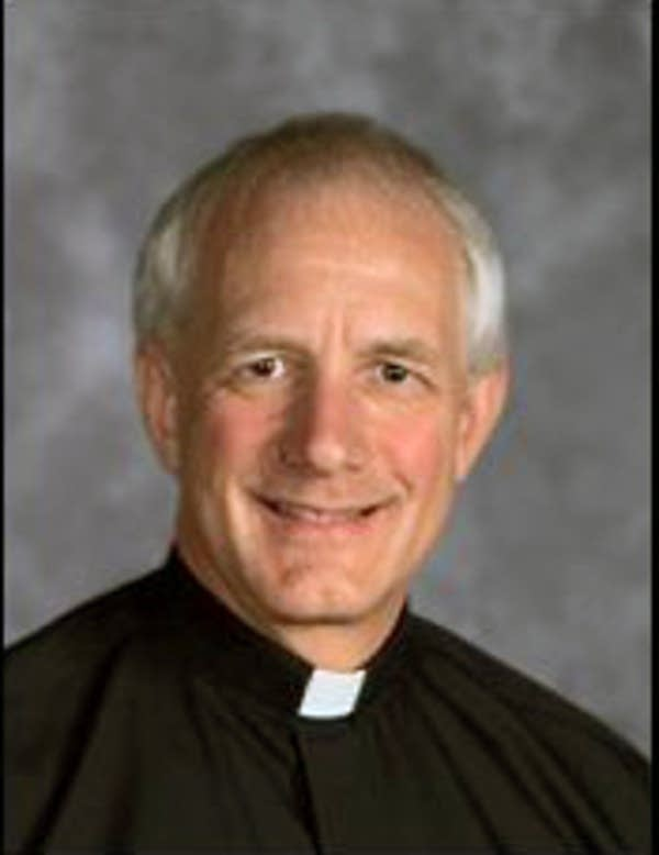 The Rev. John Gerritts of St. Patrick Parish