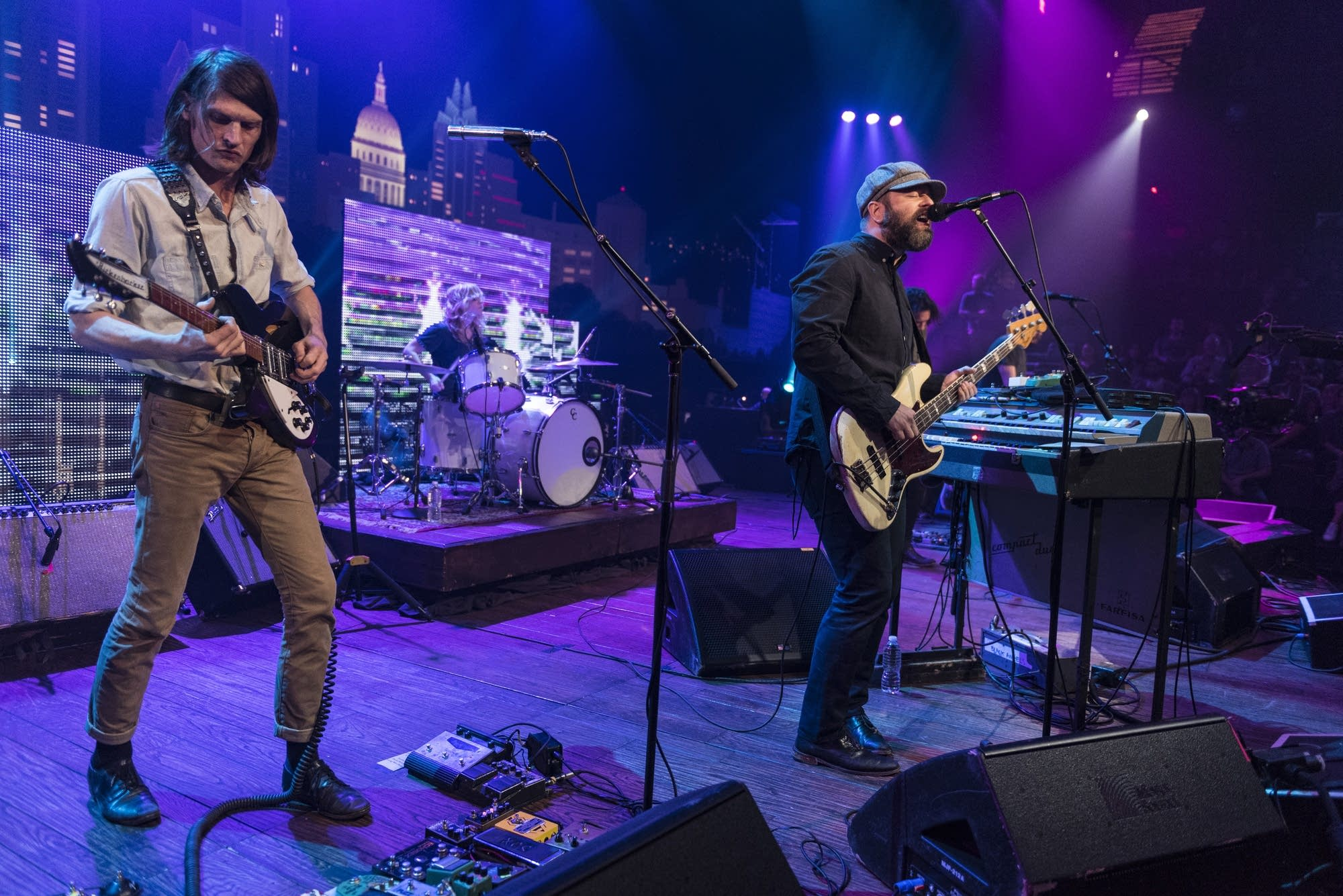 The Black Angels on 'Austin City Limits' on PBS