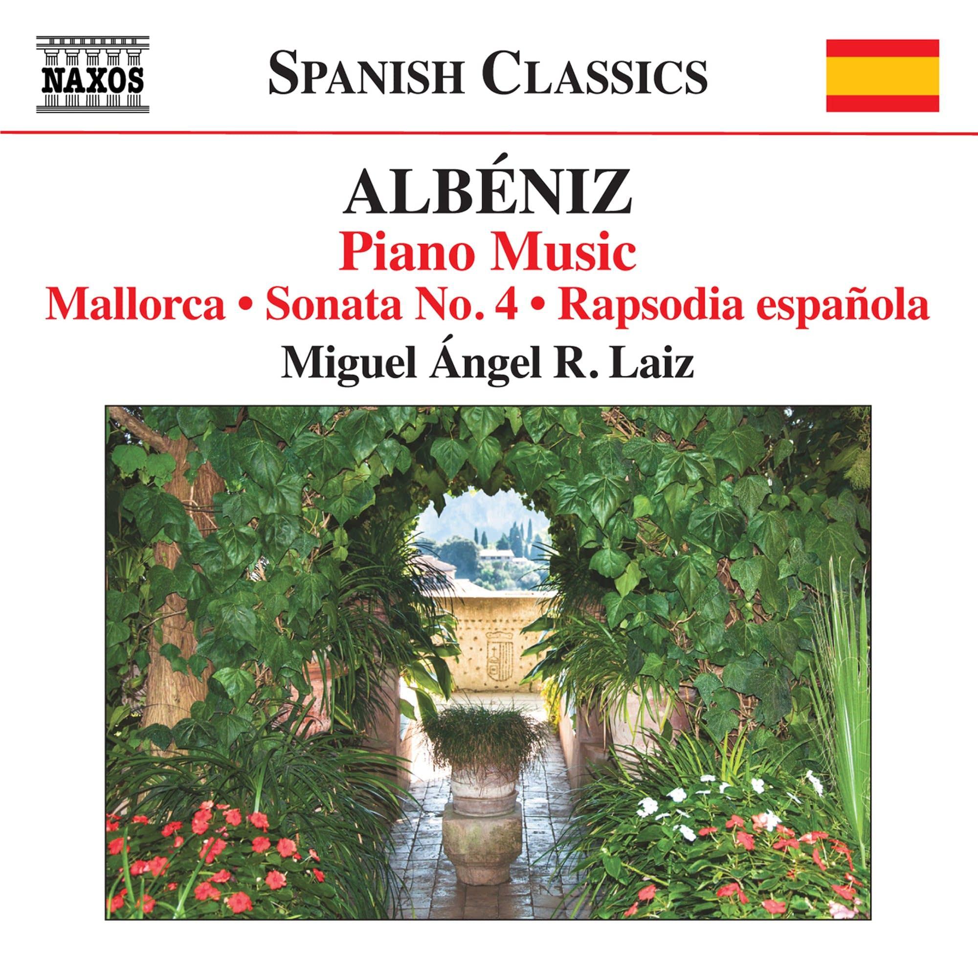 Isaac Albeniz - Mallorca, barcarolle Naxos 8.573779