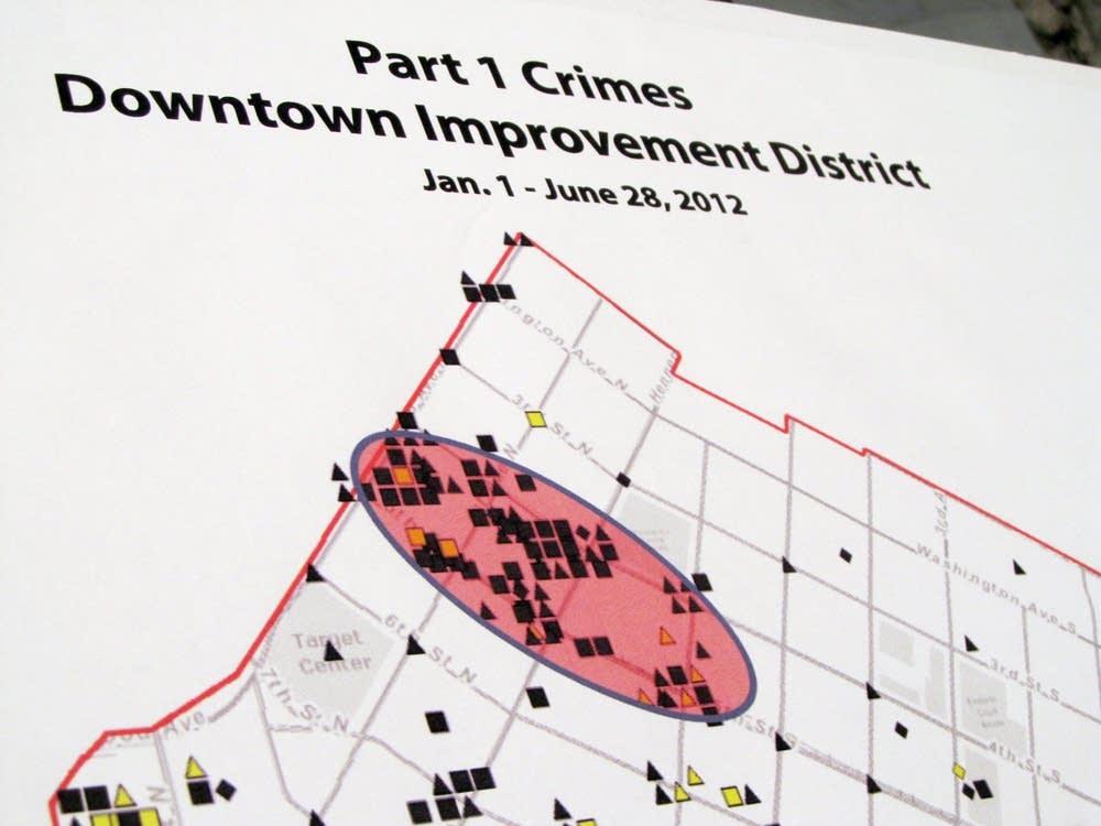 Minneapolis crime