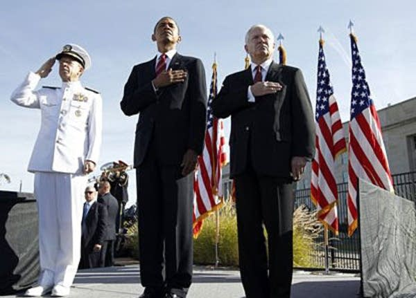 Obama at the Pentagon