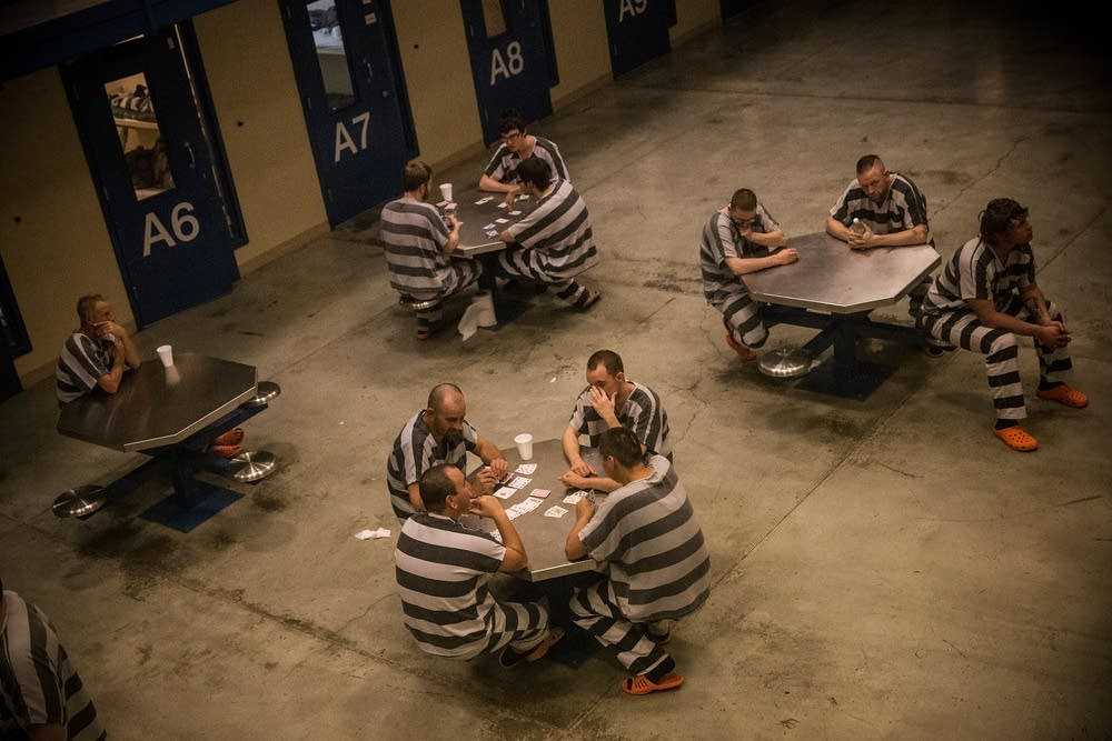 County jail inmates