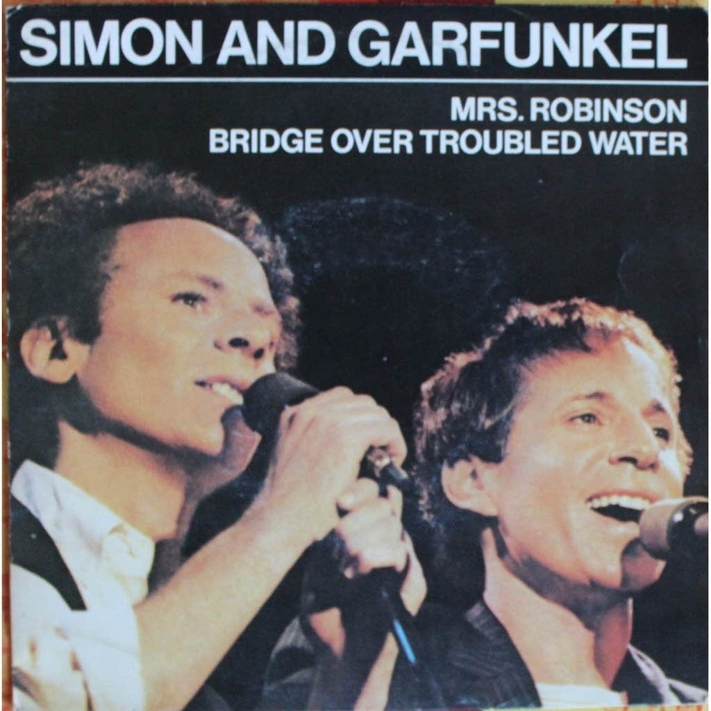 Simon and Garfunkel Mrs. Robinson