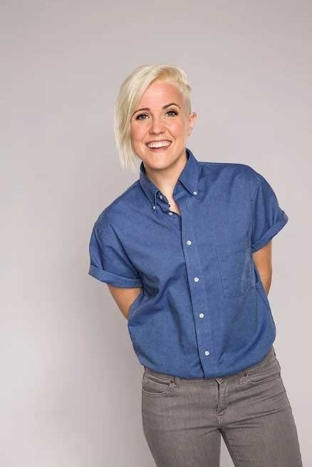 Hannah Hart talks to The Hilarious World of Depression