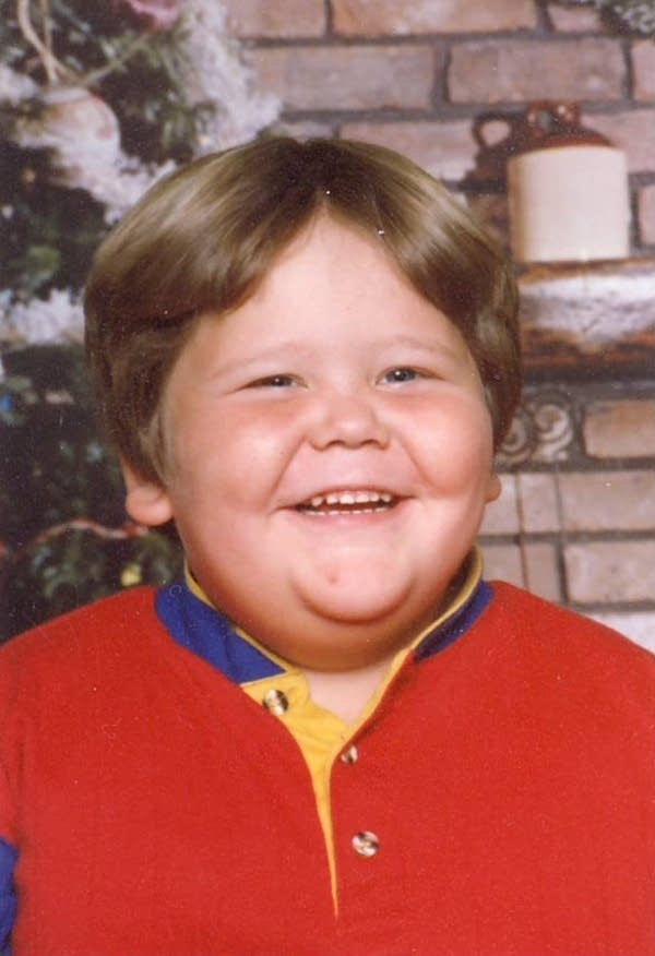 Daniel at age 6