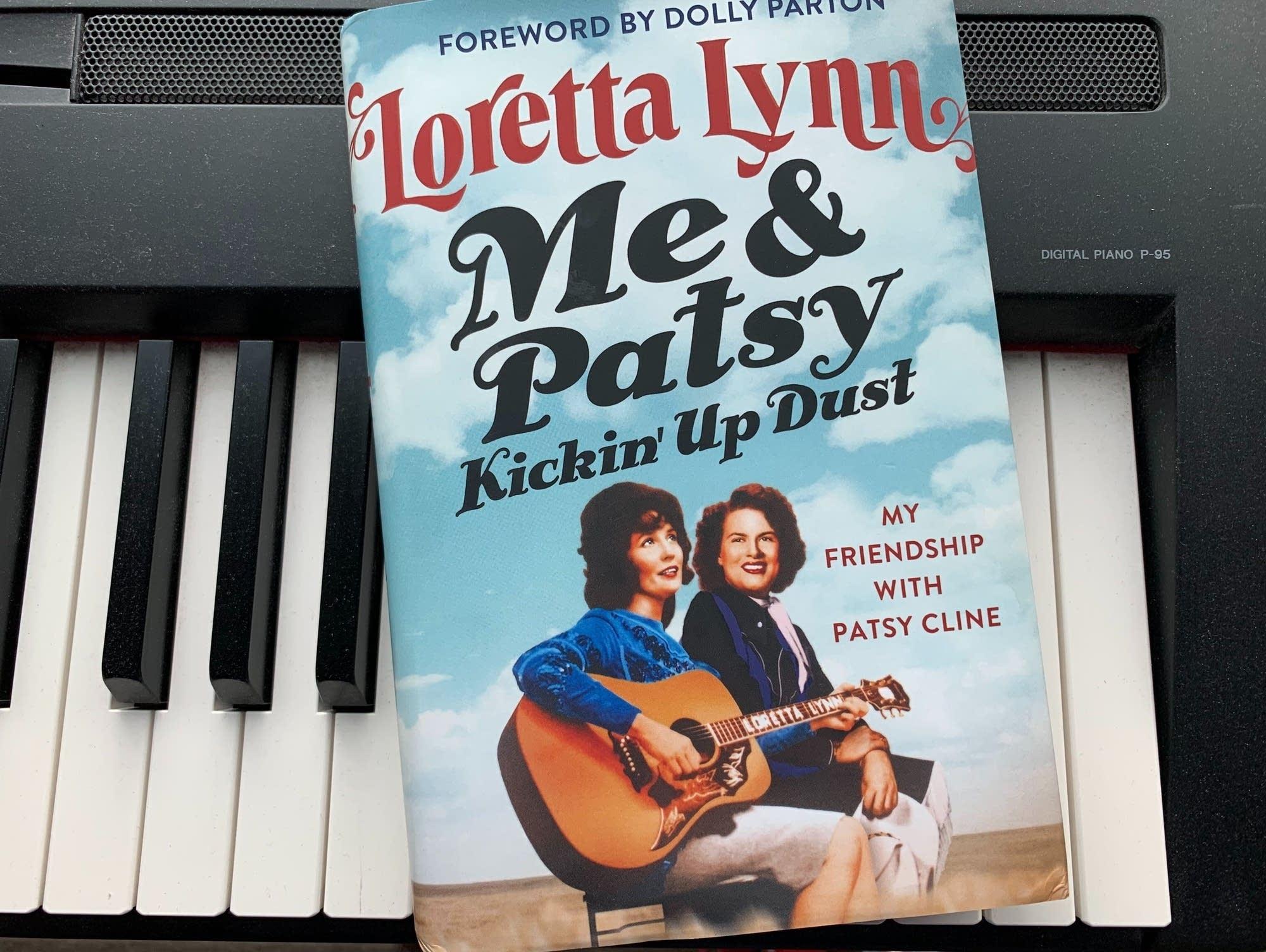 'Me & Patsy Kickin' Up Dust: My Friendship with Patsy Cline.'