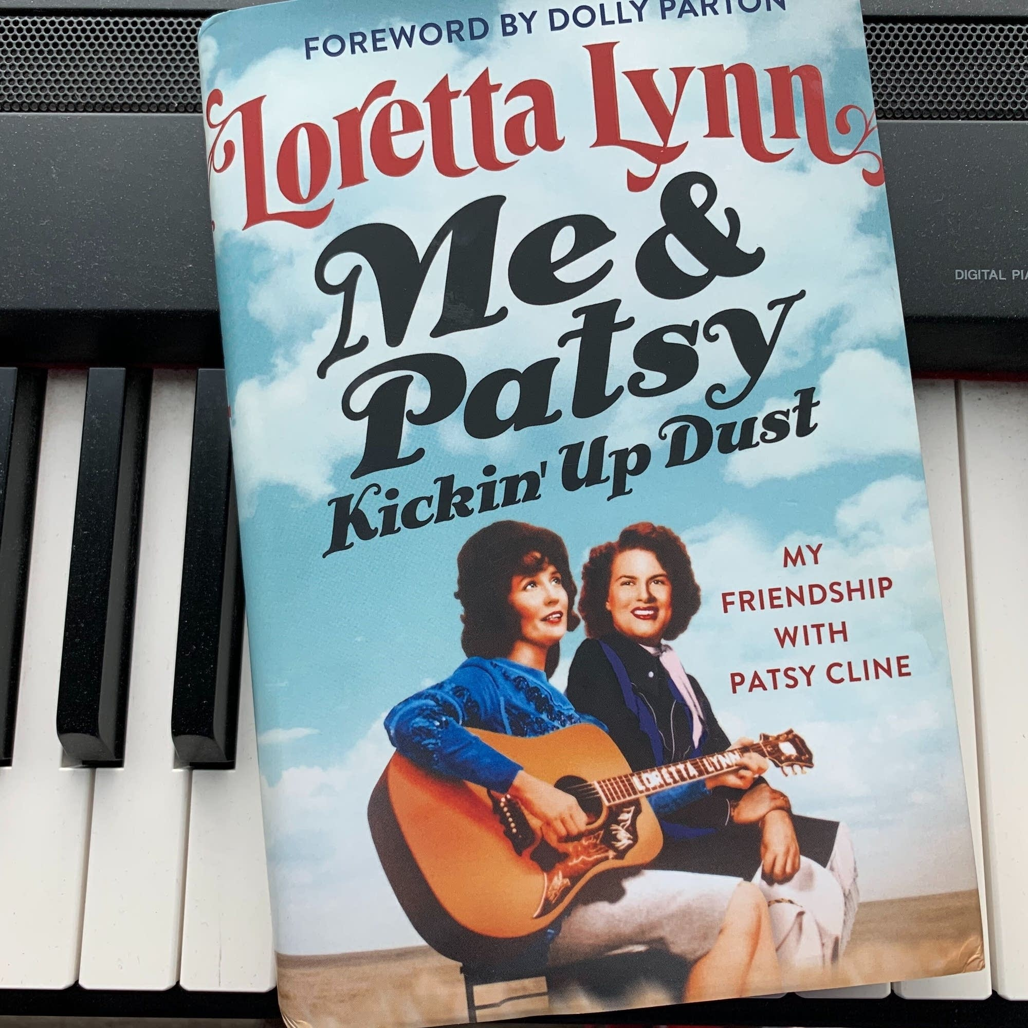 'Me & Patsy Kickin' Up Dust: My Friendship with Patsy Cline.'
