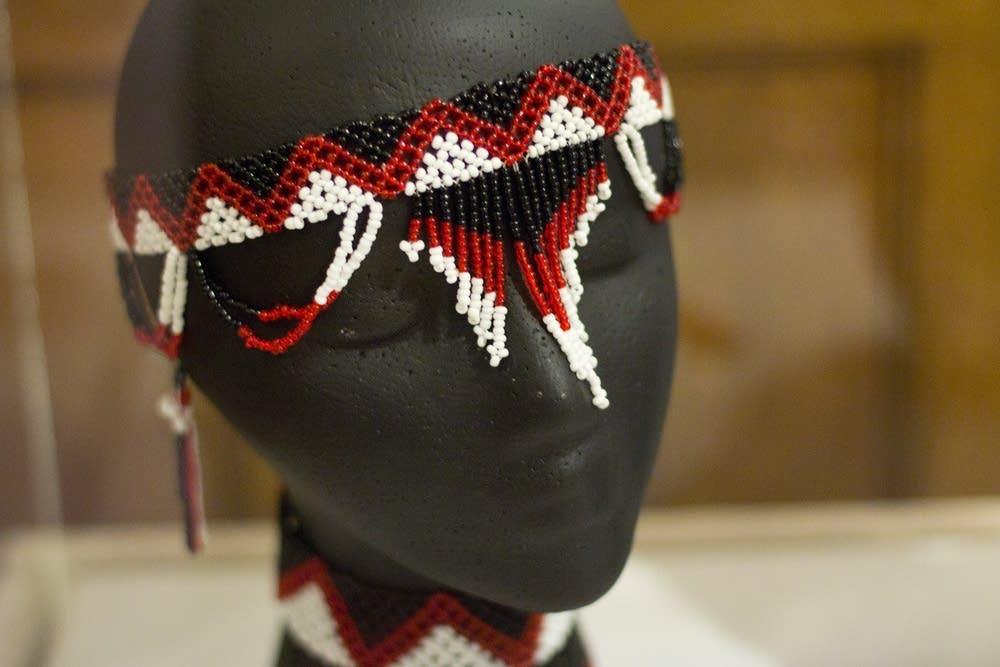 Oromo headband