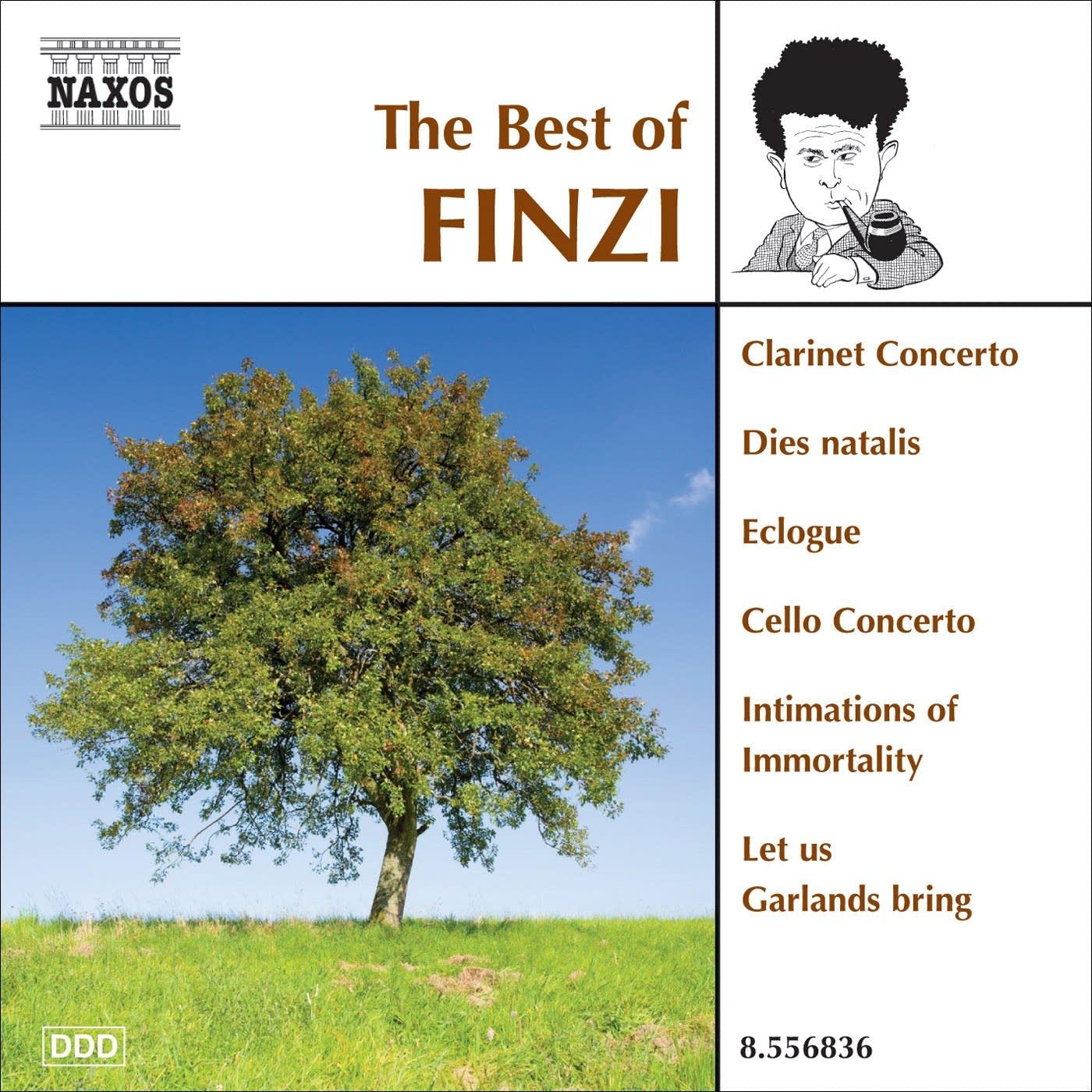 Gerald Finzi - Eclogue