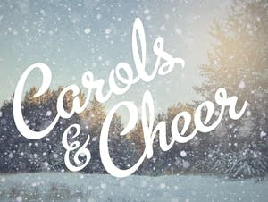 Carols and Cheer