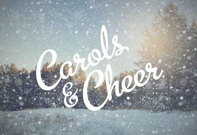 Carols and Cheer