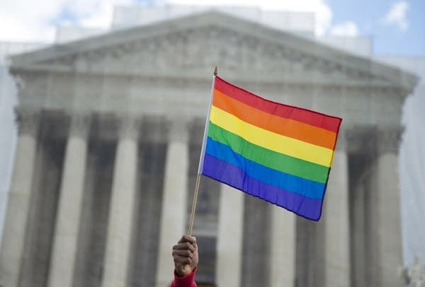 Same sex marriage at the US Supreme Court