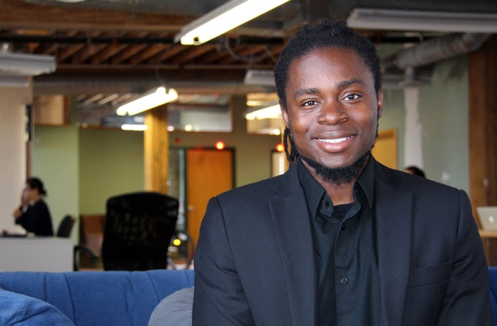 RetraceHealth founder and CEO Thompson Aderinkomi
