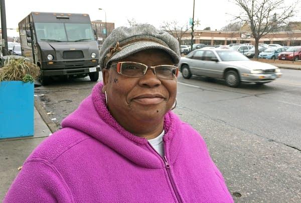 Linda Butler lives in the north Minneapolis zip code Wilder examined.