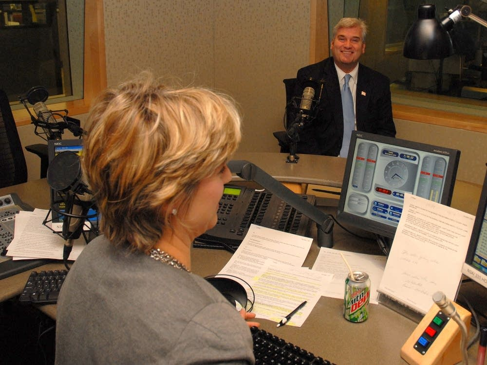 Tom Emmer joins Cathy Wurzer for Morning Edition