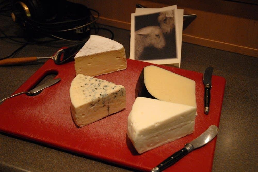 Shepherd's Way Farms cheese
