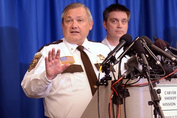 Carver County Sheriff James Olson
