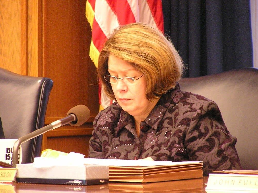 DFL Senator Yvonne Prettner-Solon