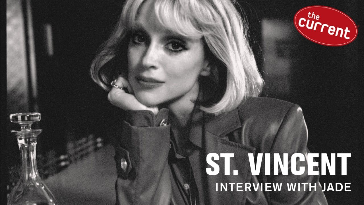 Interview with Annie Clark of St. Vincent