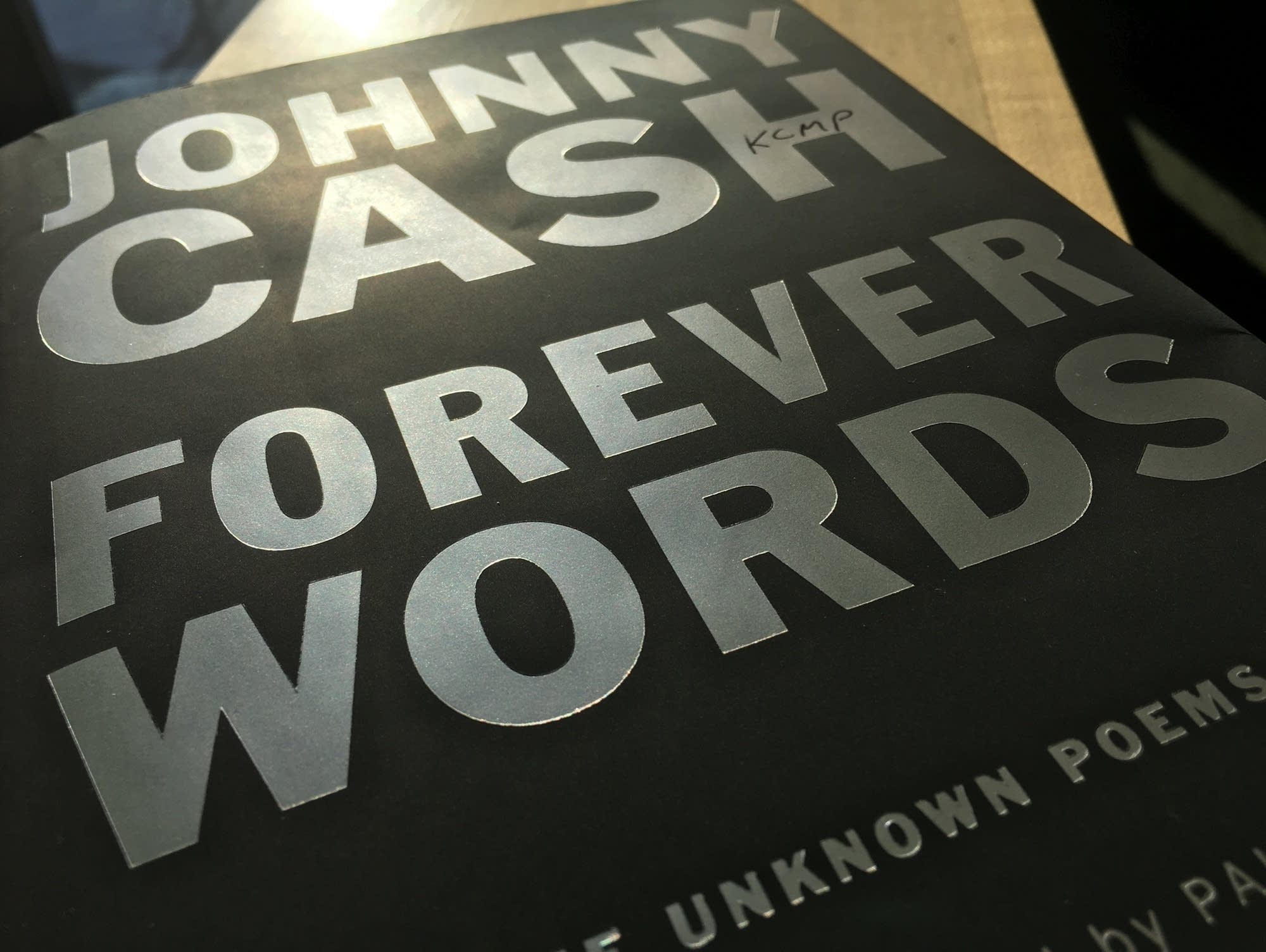 Johnny Cash's 'Forever Words'