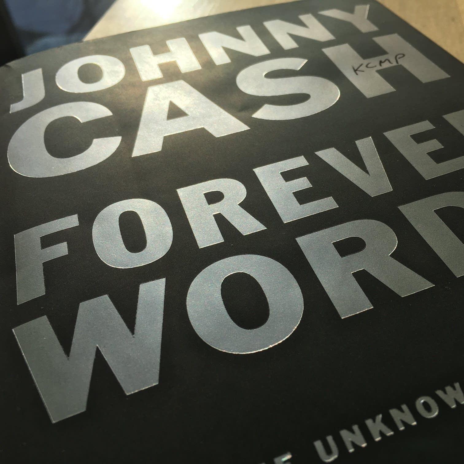 Johnny Cash's 'Forever Words'