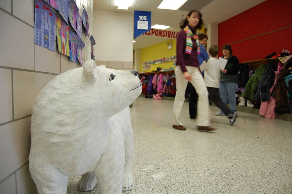 White Bear greeting