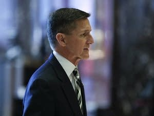 Retired Lt. Gen Michael Flynn