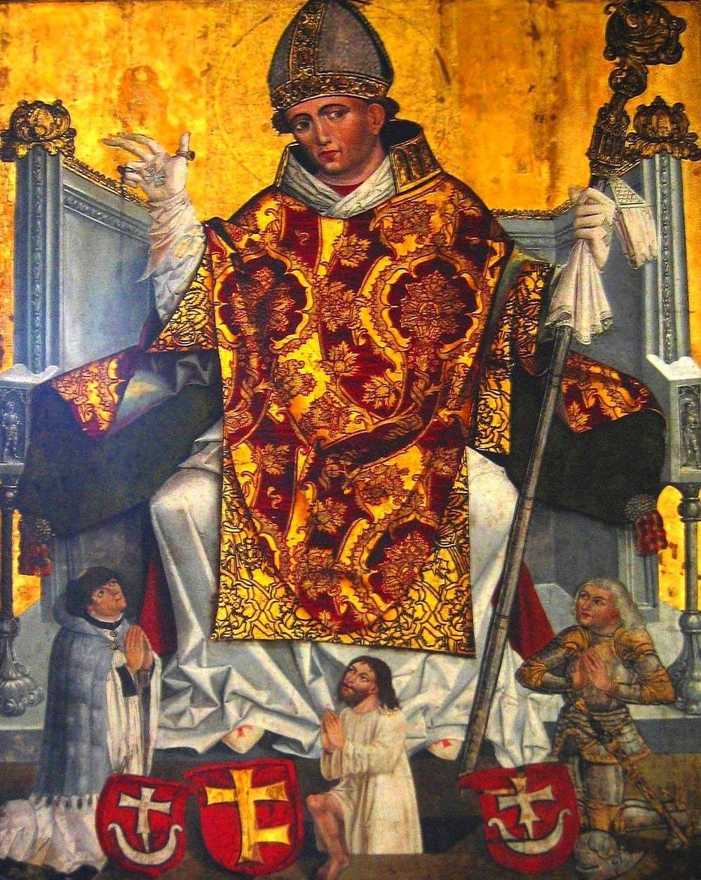Saint Stanisław of Krakow