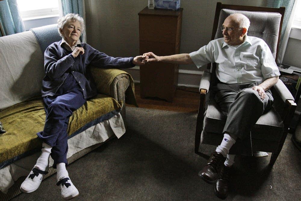 Dorothy and John Eckert
