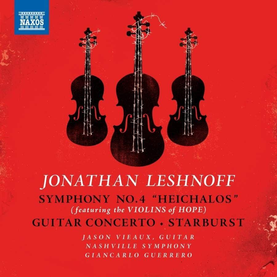Jonathan Leshnoff Symphony No. 4