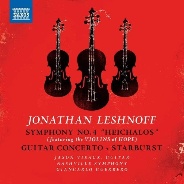 Major Themes: Jonathan Leshnoff Symphony No. 4