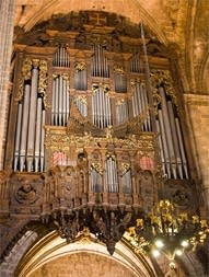 1994 Blancafort at Holy Cross Cathedral, Barcelona