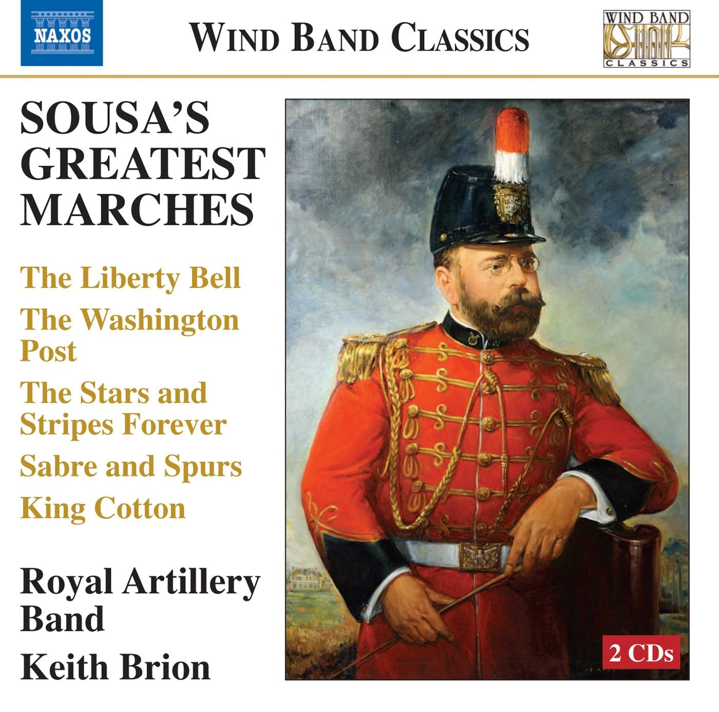 John Philip Sousa - The Stars and Stripes Forever