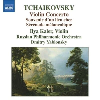 Daily Download: Peter Tchaikovsky - Violin Concerto: II  Canzonetta