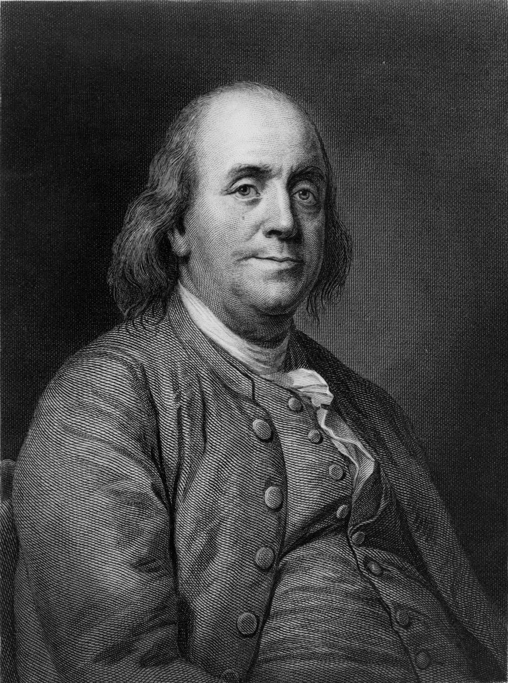 nothing in life is certain a quote by benjamin franklin