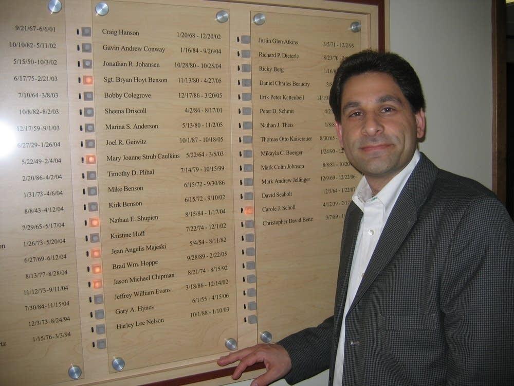 Dan Reidenberg