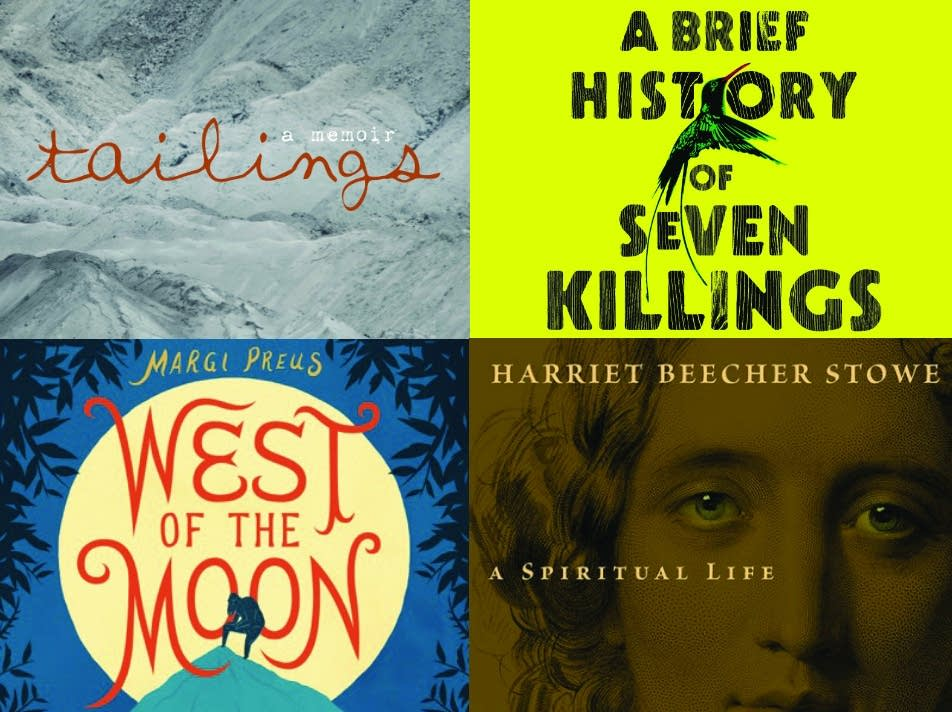 Winners of the 27th annual Minnesota Book Awards
