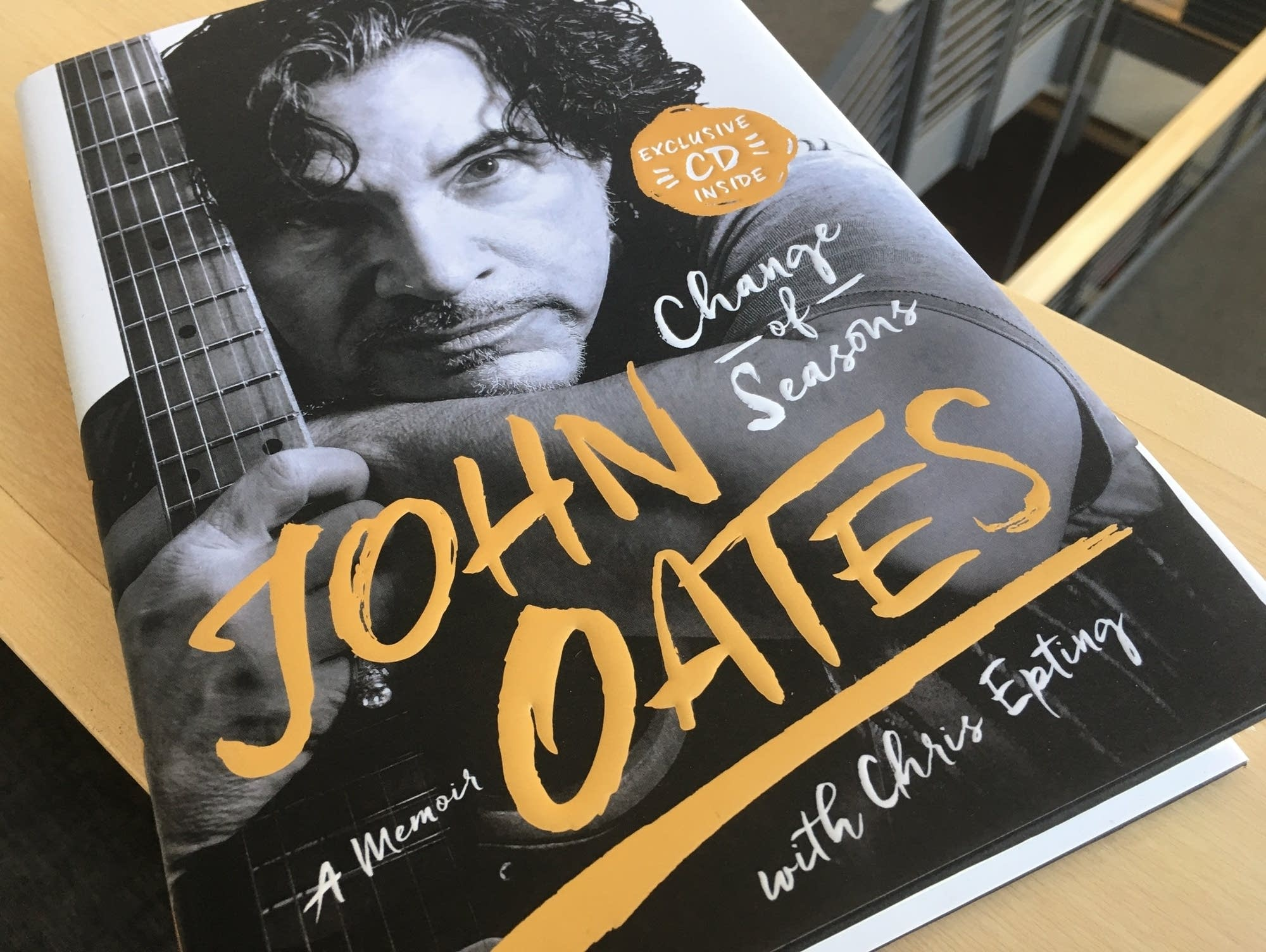 John Oates's 'Change of Seasons'