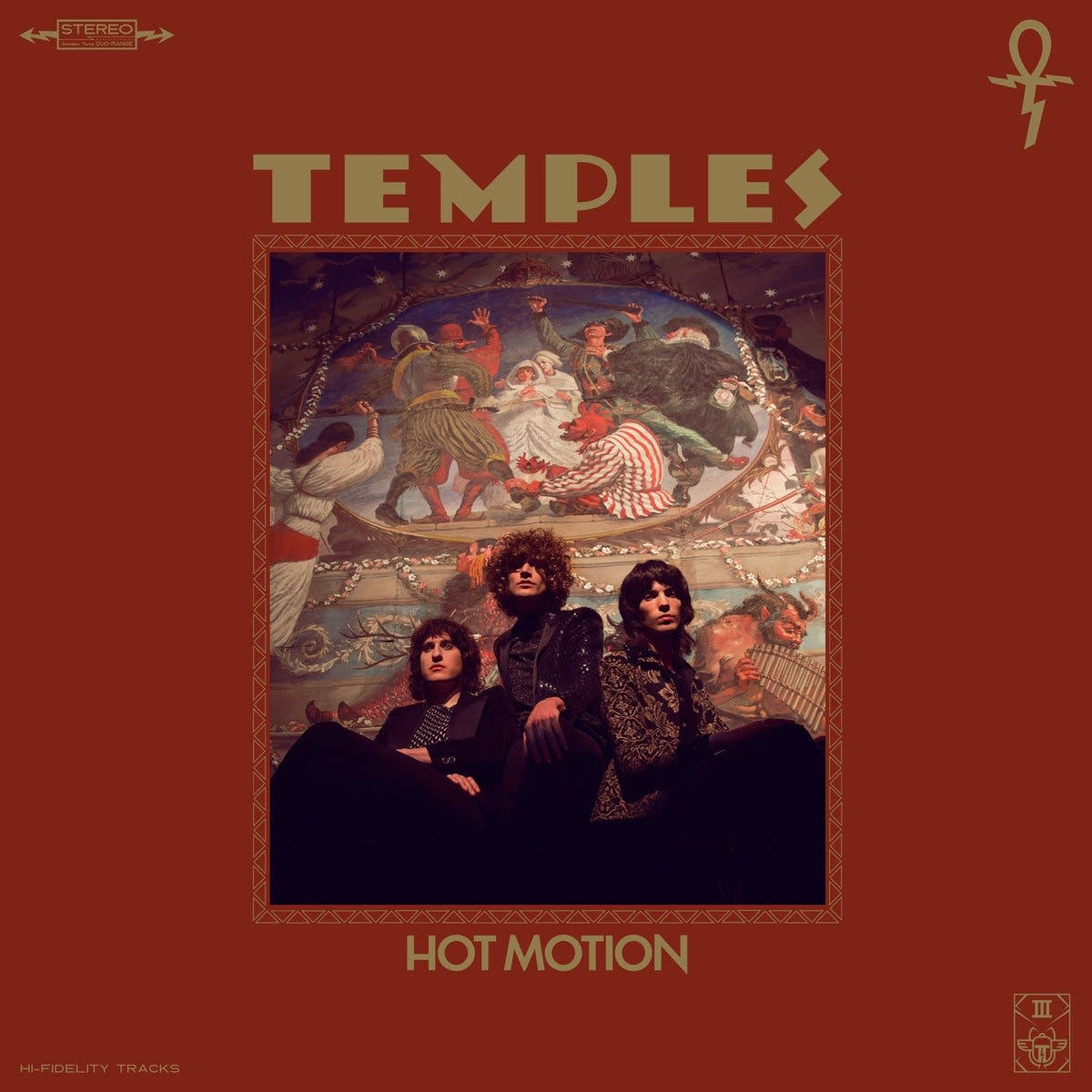 Temples, 'Hot Motion'